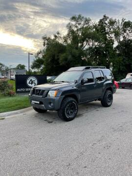 2007 Nissan Xterra for sale at Station 45 Auto Sales Inc in Allendale MI