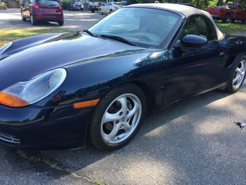 1999 Porsche Boxster for sale at BRATTLEBORO AUTO SALES in Brattleboro VT