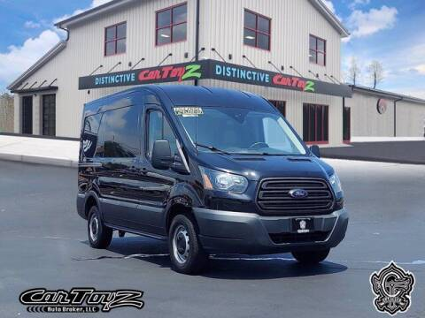 2016 Ford Transit Cargo for sale at Distinctive Car Toyz in Pleasantville NJ