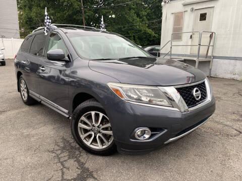 2013 Nissan Pathfinder for sale at PRNDL Auto Group in Irvington NJ