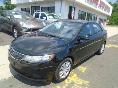2013 Kia Forte for sale at Island Auto Buyers in West Babylon NY