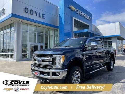 2017 Ford F-350 Super Duty for sale at COYLE GM - COYLE NISSAN - New Inventory in Clarksville IN