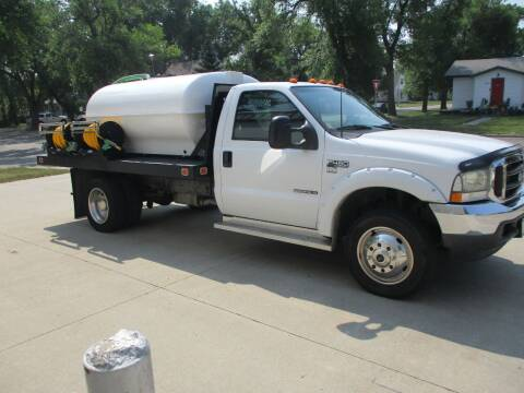 2002 Ford F-450 Super Duty for sale at Grand Valley Motors in West Fargo ND