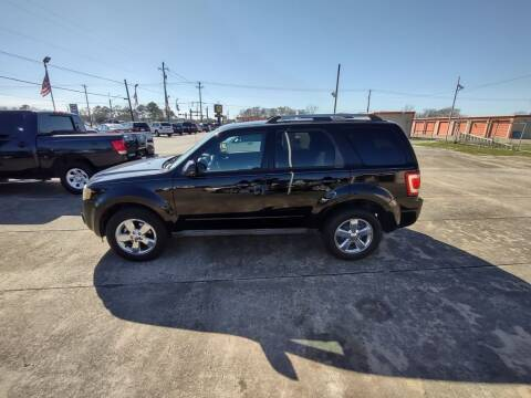 2010 Ford Escape for sale at BIG 7 USED CARS INC in League City TX