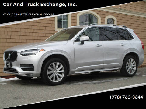 2016 Volvo XC90 for sale at Car and Truck Exchange, Inc. in Rowley MA
