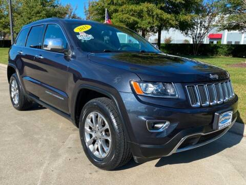2015 Jeep Grand Cherokee for sale at UNITED AUTO WHOLESALERS LLC in Portsmouth VA