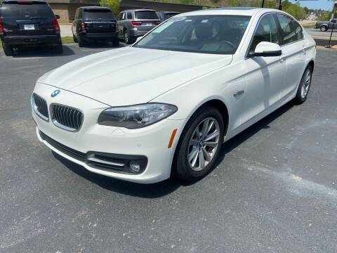 2016 BMW 5 Series for sale at Luxury Auto Innovations in Flowery Branch GA