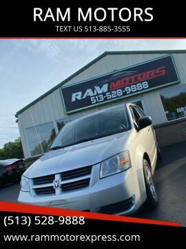 2009 Dodge Grand Caravan for sale at RAM MOTORS in Cincinnati OH
