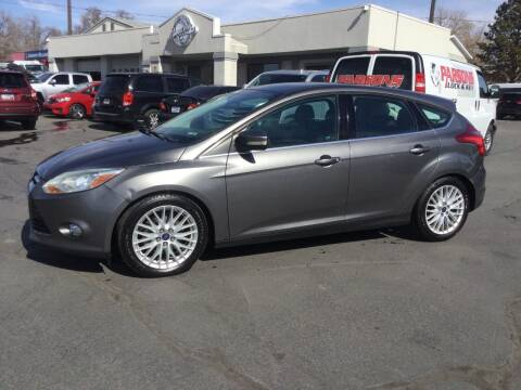 2014 Ford Focus for sale at Beutler Auto Sales in Clearfield UT