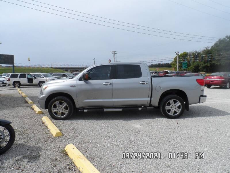 2008 Toyota Tundra for sale at Town and Country Motors in Warsaw MO