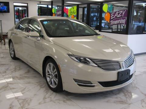2014 Lincoln MKZ for sale at Dealer One Auto Credit in Oklahoma City OK