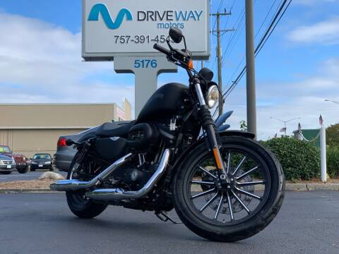 2014 Harley-Davidson XL883N for sale at Driveway Motors in Virginia Beach VA