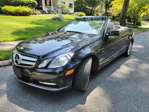 2012 Mercedes-Benz E-Class for sale at Giordano Auto Sales in Hasbrouck Heights NJ