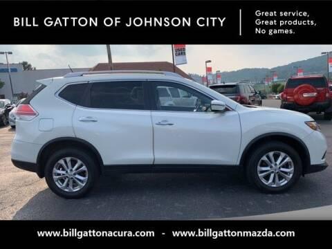 2016 Nissan Rogue for sale at Bill Gatton Used Cars - BILL GATTON ACURA MAZDA in Johnson City TN