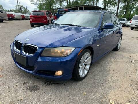 2011 BMW 3 Series for sale at Triple A Wholesale llc in Eight Mile AL