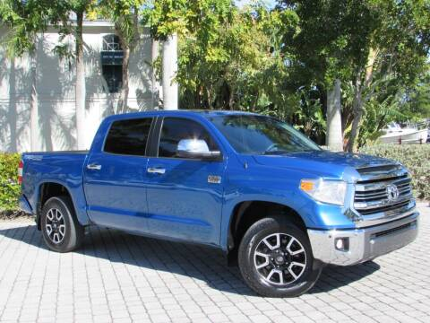 2016 Toyota Tundra for sale at Auto Quest USA INC in Fort Myers Beach FL