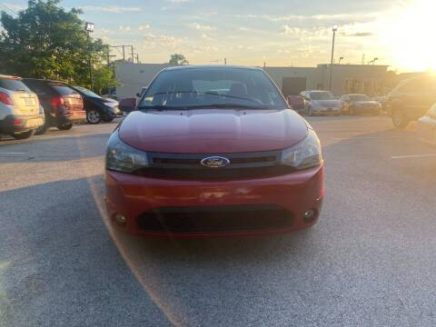 2010 Ford Focus for sale at Platinum Cars Exchange in Downers Grove IL