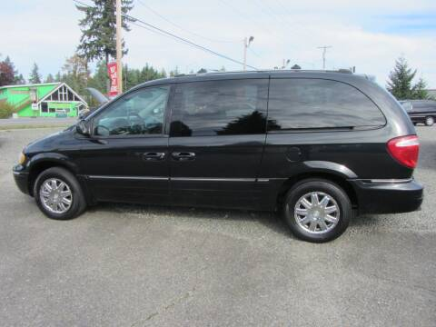 2005 Chrysler Town and Country for sale at B & C Northwest Auto Sales in Olympia WA