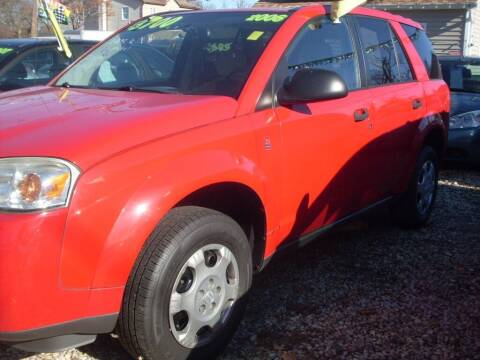 2006 Saturn Vue for sale at Flag Motors in Islip Terrace NY