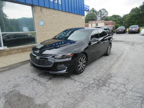 2016 Chevrolet Malibu for sale at Southern Auto Solutions - 1st Choice Autos in Marietta GA