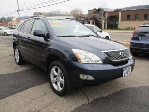 2007 Lexus RX 350 for sale at Car Depot Auto Sales in Binghamton NY