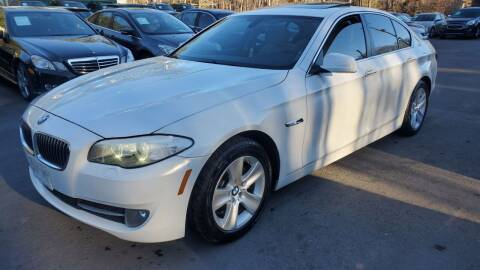 2013 BMW 5 Series for sale at GA Auto IMPORTS  LLC in Buford GA