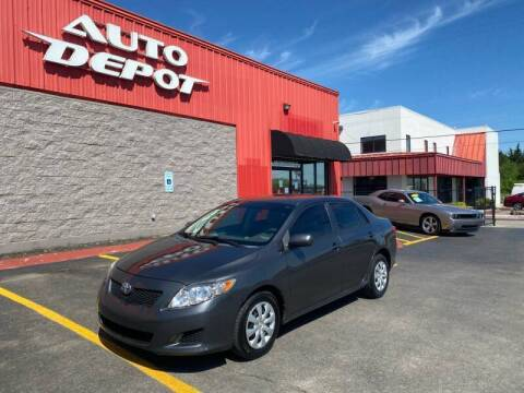 2010 Toyota Corolla for sale at Auto Depot of Madison in Madison TN