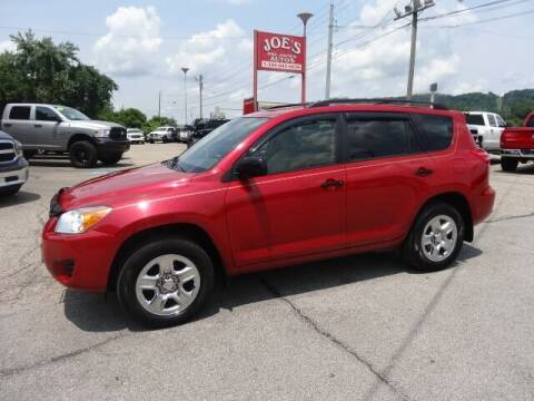 2011 Toyota RAV4 for sale at Joe's Preowned Autos in Moundsville WV