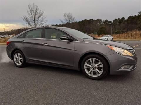 2011 Hyundai Sonata for sale at CU Carfinders in Norcross GA