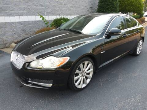 2010 Jaguar XF for sale at Weaver Motorsports Inc in Cary NC