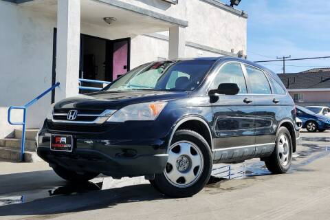 2010 Honda CR-V for sale at Fastrack Auto Inc in Rosemead CA