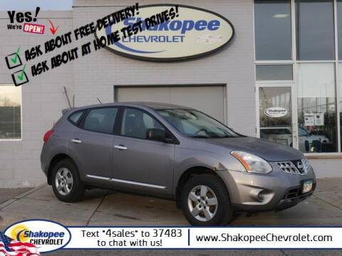 2011 Nissan Rogue for sale at SHAKOPEE CHEVROLET in Shakopee MN
