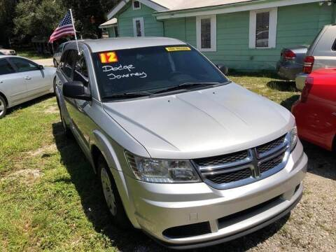 2012 Dodge Journey for sale at Castagna Auto Sales LLC in Saint Augustine FL