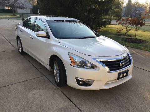 2013 Nissan Altima for sale at Payless Auto Sales LLC in Cleveland OH