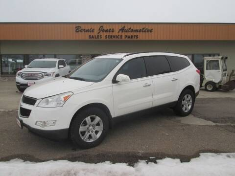 2011 Chevrolet Traverse for sale at Bernie Jones Auto in Cambridge NE