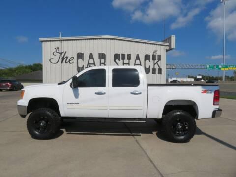 2010 GMC Sierra 1500 for sale at The Car Shack in Corpus Christi TX