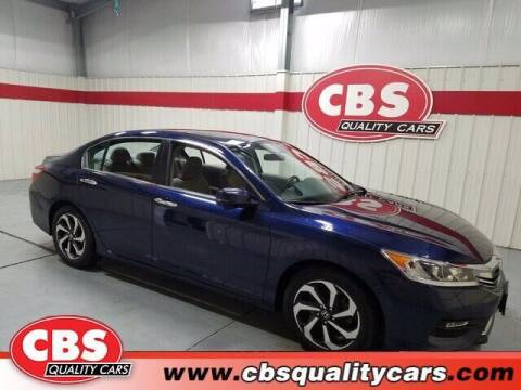 2017 Honda Accord for sale at CBS Quality Cars in Durham NC