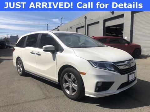 2019 Honda Odyssey for sale at Honda of Seattle in Seattle WA