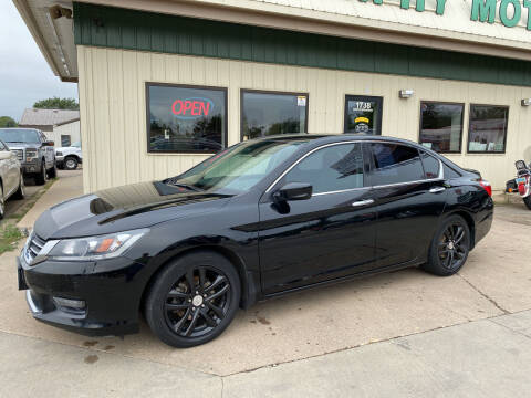 2015 Honda Accord for sale at Murphy Motors Next To New Minot in Minot ND