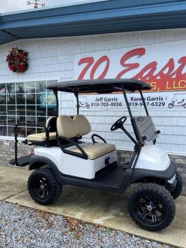 2016 Club Car PRECEDENT - GAS for sale at 70 East Custom Carts LLC in Goldsboro NC