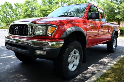 2004 Toyota Tacoma for sale at Wheel Deal Auto Sales LLC in Norfolk VA