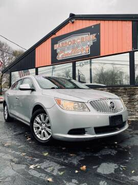2010 Buick LaCrosse for sale at Harborcreek Auto Gallery in Harborcreek PA