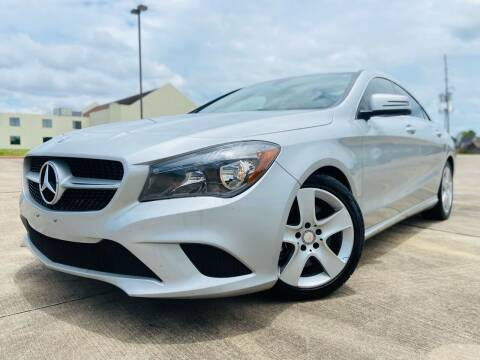 2016 Mercedes-Benz CLA for sale at AUTO DIRECT Bellaire in Houston TX