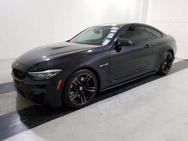 2018 BMW M4 for sale at DeluxeNJ.com in Linden NJ