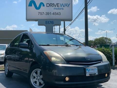 2007 Toyota Prius for sale at Driveway Motors in Virginia Beach VA