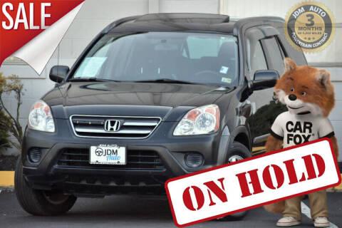 2005 Honda CR-V for sale at JDM Auto in Fredericksburg VA