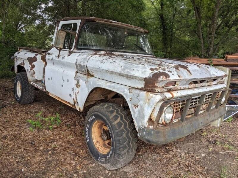 1963 Chevrolet C/K 20 Series for sale at Classic Cars of South Carolina in Gray Court SC