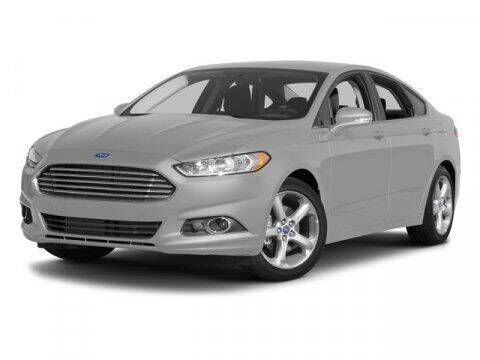 2015 Ford Fusion for sale at Jeff D'Ambrosio Auto Group in Downingtown PA