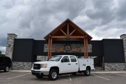 2007 GMC Sierra 3500HD CC for sale at JW Auto Sales LLC in Harrisonburg VA
