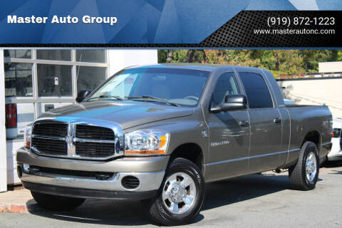 2006 Dodge Ram Pickup 2500 for sale at Master Auto Group in Raleigh NC